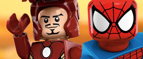 Serie de lego y vengadores lego marvel super heroes maximum overload