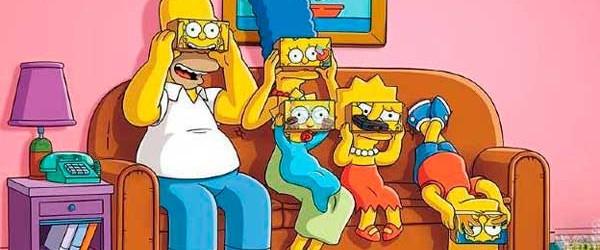 Los Simpson llegan a tus gafas de realidad virtual