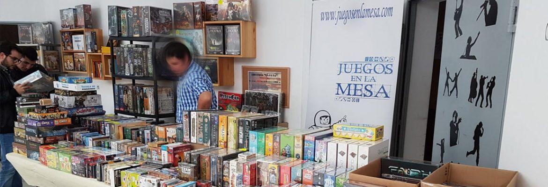 Juegos en la Mesa – Sevilla