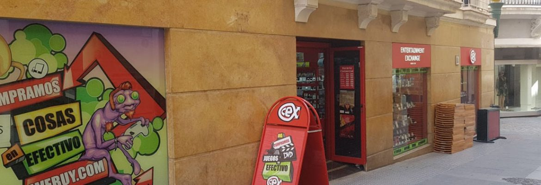 CeX Cádiz