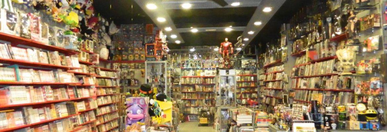 Sousa Comics Vigo