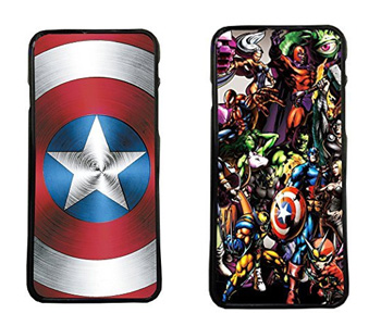 fundas moviles marvel