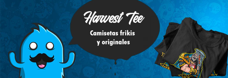 Harvest Tee – El paraíso de las camisetas frikis