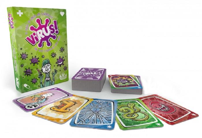 juego de cartas divertido